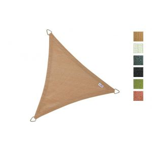 Voile protection solaire triangle 3,6 x 3,6 x 3,6