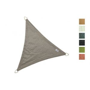 Voile protection solaire triangle 5 x 5 x 5